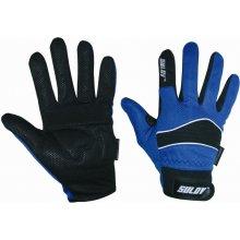 Sulov modré zimní rukavice