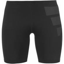 Adidas Infinitex Plus Swimming Jammers Mens Black/Granite