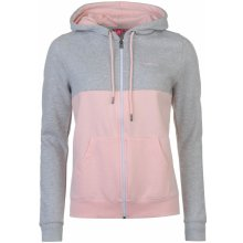 LA Gear C And S FZ Hood Ld81 Grey Marl/Pink