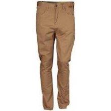 pánské kalhoty Criminal Damage Hector pískové b2c2d0d90d