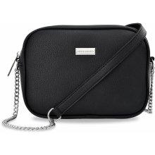 db7a7ea1fd6b PIERRE CARDIN KABELKY · Pierre Cardin klasická dámská kabelka s řetízkem  černá