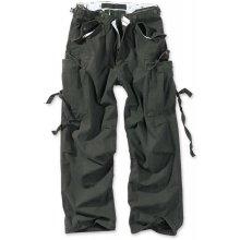Army pánské kalhoty Surplus Infantry Cargo černé