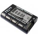 GPX Extreme Tester baterií Li-pol, LiFe, LiIon s displejem