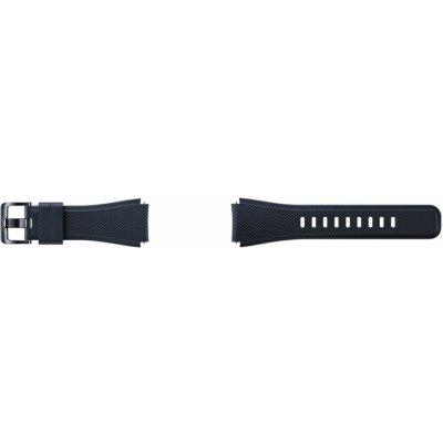 Samsung pásek silikon Gear S3 černý ET-YSU76MBEGWW