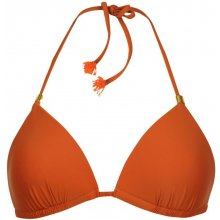 Firetrap Blackseal Rust Bikini Top Rust