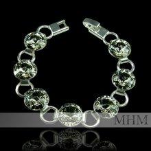 MHM Náramek Rivoli Crystal s krystaly Swarovski