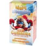 MedPharma Gummies Multivitaminy + Omega3 60 ks