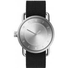 TID Watches No.1 Steel / Coal Twain Wristband