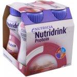 Nutridrink Protein s příchutí lesního ovoce por.sol.4x200ml