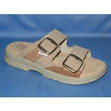 439b87d716a zdravotní pantofle SANTÉ 517 3.3 Béžové