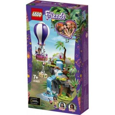 LEGO Friends 41423 Záchrana tygra v džungli 41423