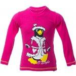 O'Style Dětské triko TUČŇÁK V KABÁTĚ azalea