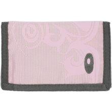 Boll TRI FOLD peněženka pink
