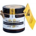 Make Me Bio Face Care Orange Energy hydratační krém pro normální až citlivou pleť (100% Pure and Natural) 60 ml