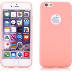 Pouzdro na mobilní telefon Pouzdro AppleKing matné kryt Apple iPhone 6 6S -  růžové 0a20690df3d