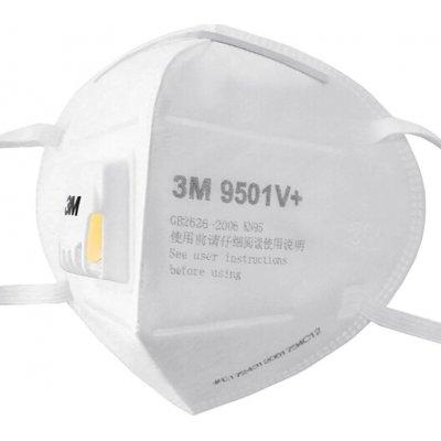 3M 9502V KN95 s výdechovým ventilem