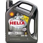 Shell Helix Ultra 5W-40, 4 l