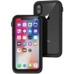 Pouzdro CATALYST Waterproof APPLE iPhone X černé