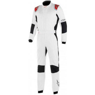 Kombinéza Alpinestars GP Tech V3 bílá/červená