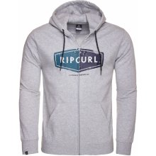 Rip Curl Hooded Diamond Fleece Cement Marle 4880 fc1301ef6d