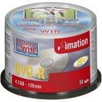 Imation DVD-R 4,7GB 16x, spindle 50ks (21980)