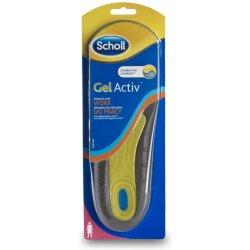 e7364d65da36 Recenze Scholl Gel Activ Work gelové vložky do bot do práce pro ženy 1 pár  - Heureka.cz