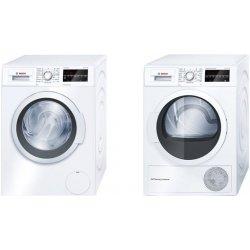 Set domácích spotřebičů Set Bosch WAT24460BY + WTW85460BY