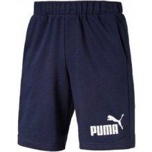 Puma ESS NO.1 SWEAT shortS 9 tmavě modrá