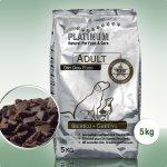 Platinum Natural Adult Iberico se zeleninou 5 kg