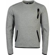 Everlast Fluorescent Crew Neck Sweatshirt pánská Grey Marl