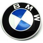BMW Přední znak na kapotu KLASICKÝ, Emblem, průměr 82mm, těsnící gumičky přidat gumičky DEPO A0120_1003