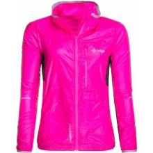 Kilpi Airrunner W dámská celorozepínací bunda růžová