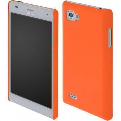 Coby Case Coby Exclusive kryt LG P880 Optimus 4X HD orange / oranžový