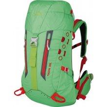 Batoh turistický Loap Thapa 50l - zelená/červená