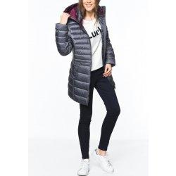 Tommy Hilfiger dámská šedá bunda Basic dámská bunda a kabát ... d8a810494ab