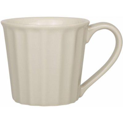 Ib Laursen Hrneček Mynte latte béžová barva keramika 250 ml
