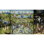 Obrazy - Bosch, Hieronymus: Zahrada pozemských rozkoší - reprodukce obrazu
