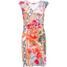 166a5e0fa8fb Smash! dámské moderní vzorované šaty bez rukávu Avelina S1683004 barevná