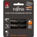 Baterie Fujitsu BLACK AA 2ks FU-3UTHCEX-2B