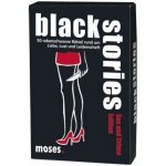 Moses Black Stories: Sex & Crime Edition