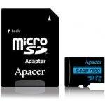 Apacer microSDXC UHS-I U3 64GB AP64GMCSX10U7-R