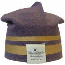 7246a9737e3 Elodie Details zimní bavlněná čepice Gilded Plum