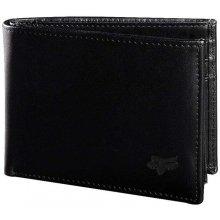 dcb0a178777 Fox peněženka Bifold Leather Wallet Blk 001