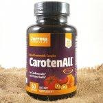 Jarrow Formulas CarotenALL mix karotenoidů 60 kapslí