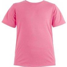 cb66d0e10f9 běh · Dětské funkční tričko na sport Promodoro Růžová