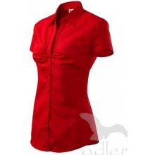 Halenka dámská Chic červená (21407)