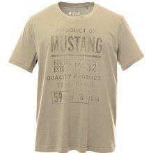 Mustang Pánské triko Cuba šedé