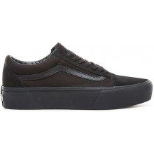 Vans OLD SKOOL PLATFOR Black Black f875ba12954
