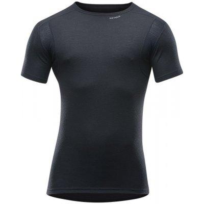 Devold Hiking triko krátký rukáv black