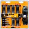 DeWALT DT71550-QZ šroubovacích bitů (53 ks.) Inkl.Brille